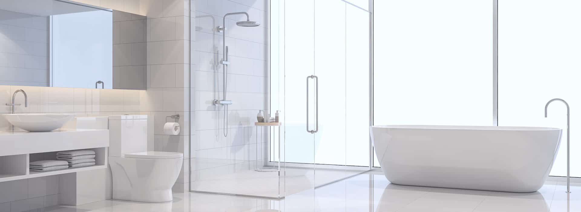 Deluxe Bathroom Design - Sunshine Coast Plumbing and Gas Experts